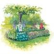 Гостевой дом Тихий Дворик - иконка «сад» в Буинске