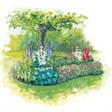 Место встречи - иконка «сад» в Буинске